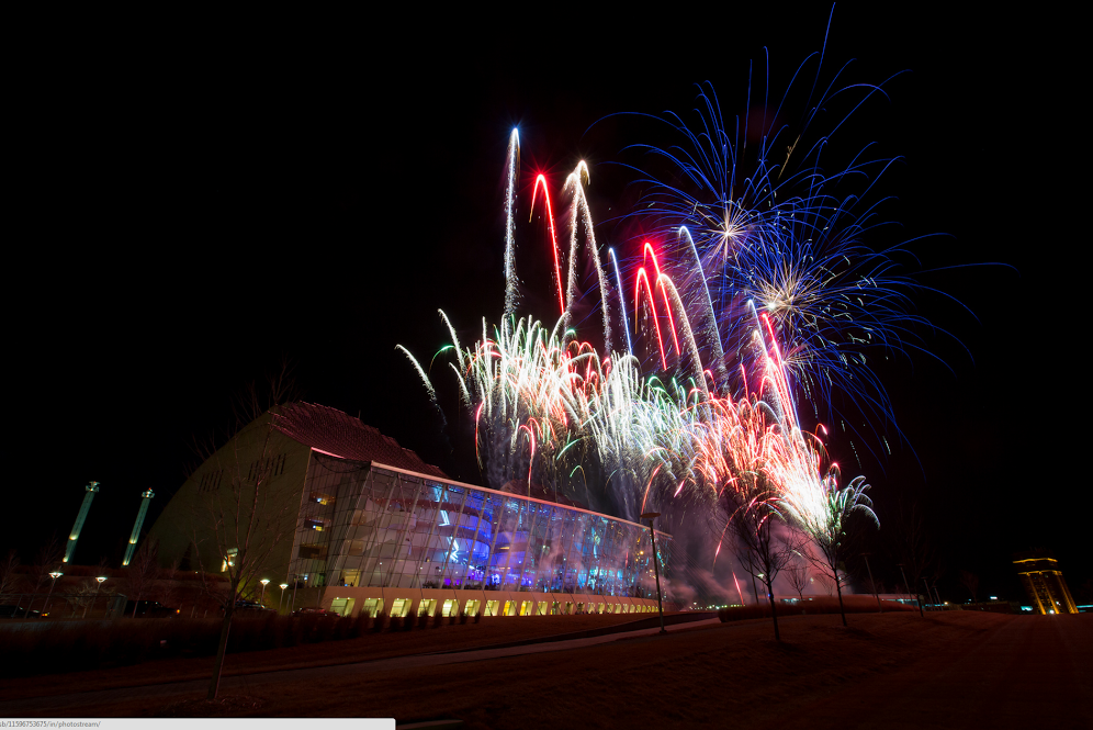 Kauffman Center New Years Eve